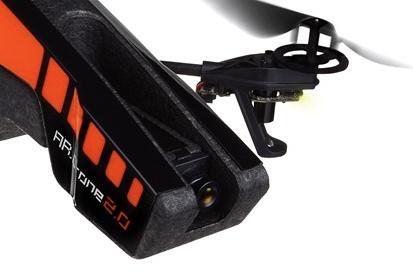 Parrot AR.Drone долетел до версии 2.0