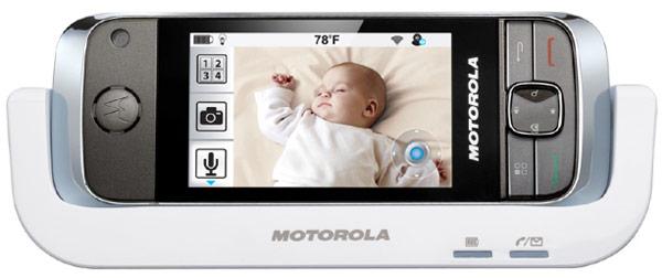 Motorola выпустит домашний беспроводной телефон с Android