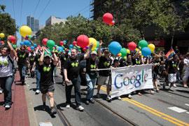 В Google начинают глобальную кампанию за права сексуальных меньшинств