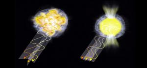 3D-модель взрыва сверхновой создана по наблюдениям телескопа Субару