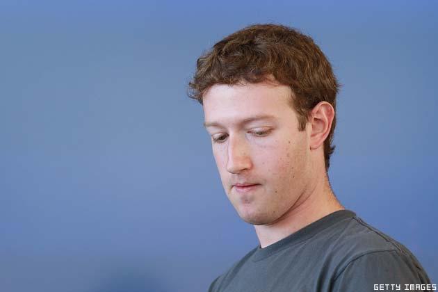Зарплата главы Facebook Марка Цукерберга в 2013 году составила $1