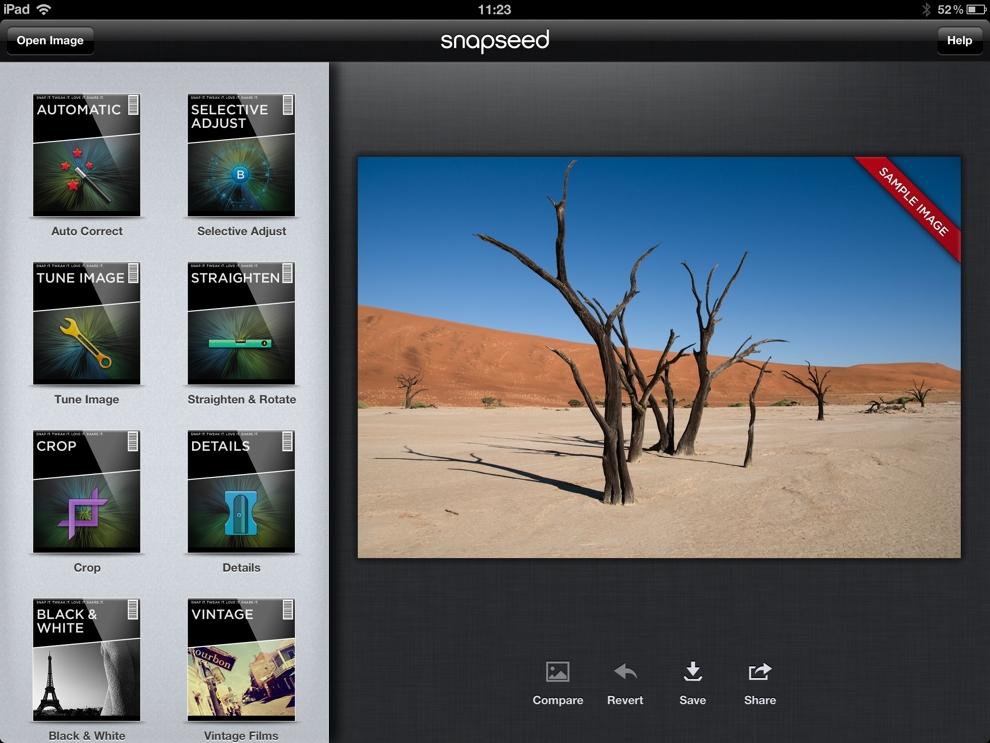 Google купил создателей отличного приложения для редактирования фото