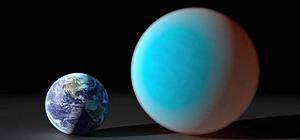 Астрономы обнаружили месторождение алмазов, превышающее размеры Земли