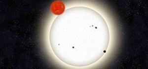 Астрономы-любители открыли первую экзопланету в системе четырёх звёзд