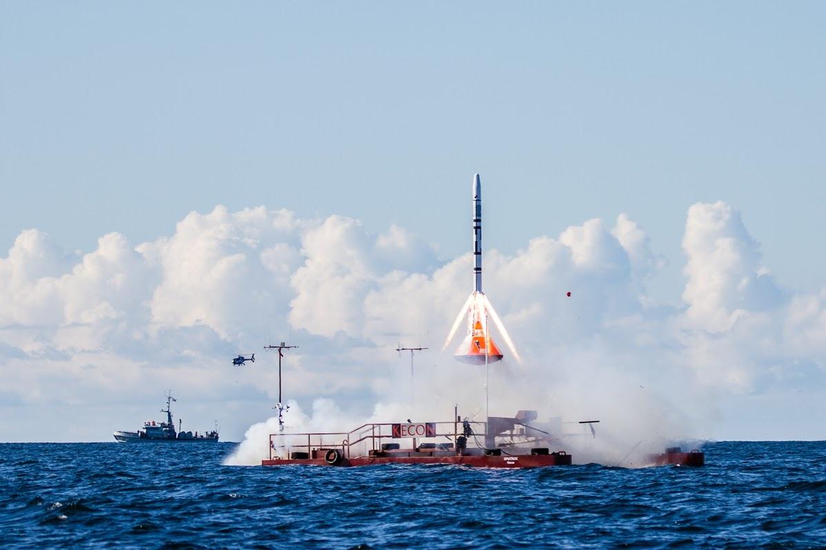 Датчане-энтузиасты готовят опенсорсный суборбитальный полёт в космос