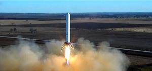 Многоразовый «Кузнечик» SpaceX подпрыгнул на сорок метров