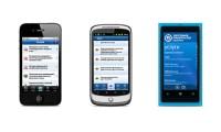 «Государственные» приложения для мобильных платформ и социальных сетей