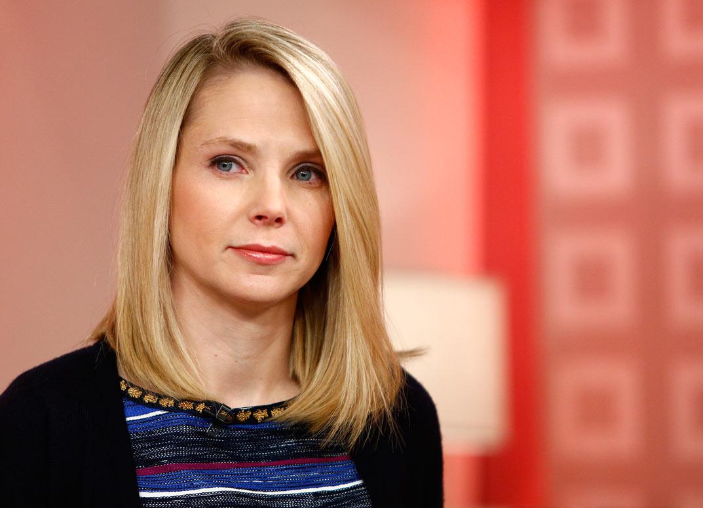 Марисса Мейер расставляет приоритеты в своей жизни так: Бог, семья, Yahoo! Увы, многим её подчинённым теперь придётся поменять два последних местами.