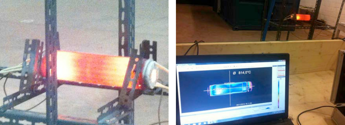 Забегая вперёд: это E-Cat Андреа Росси. Три вложенных цилиндра: наружный керамический (защитный), внутренний керамический с электронагревателем и последний, крохотный стальной собственно с топливом (никелевая пудра, источник водорода и секретный катализатор). Реакция синтеза (превращение никеля в медь) запускается нагревом.