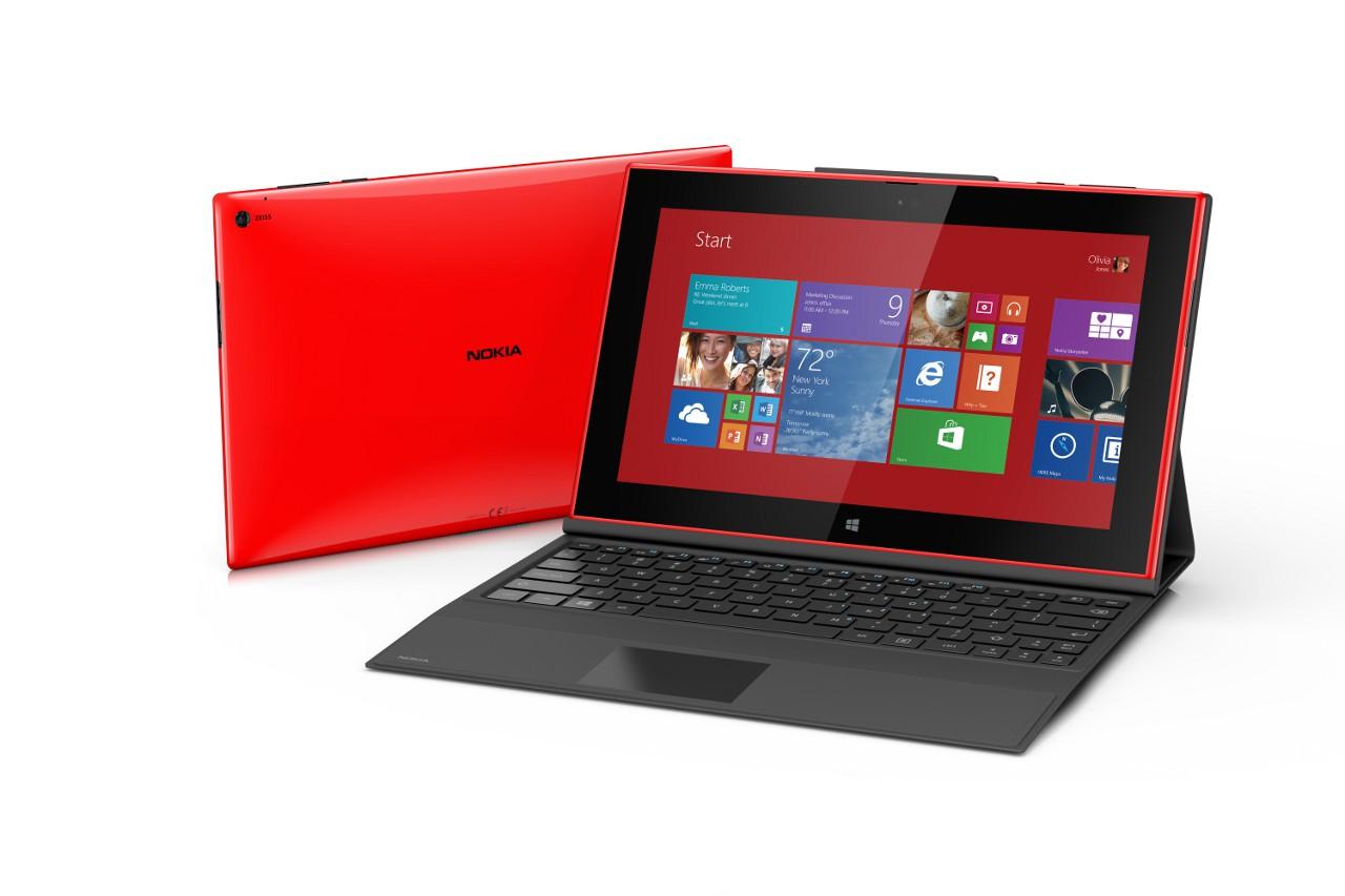 Lumia 2520. А похожа... правда?