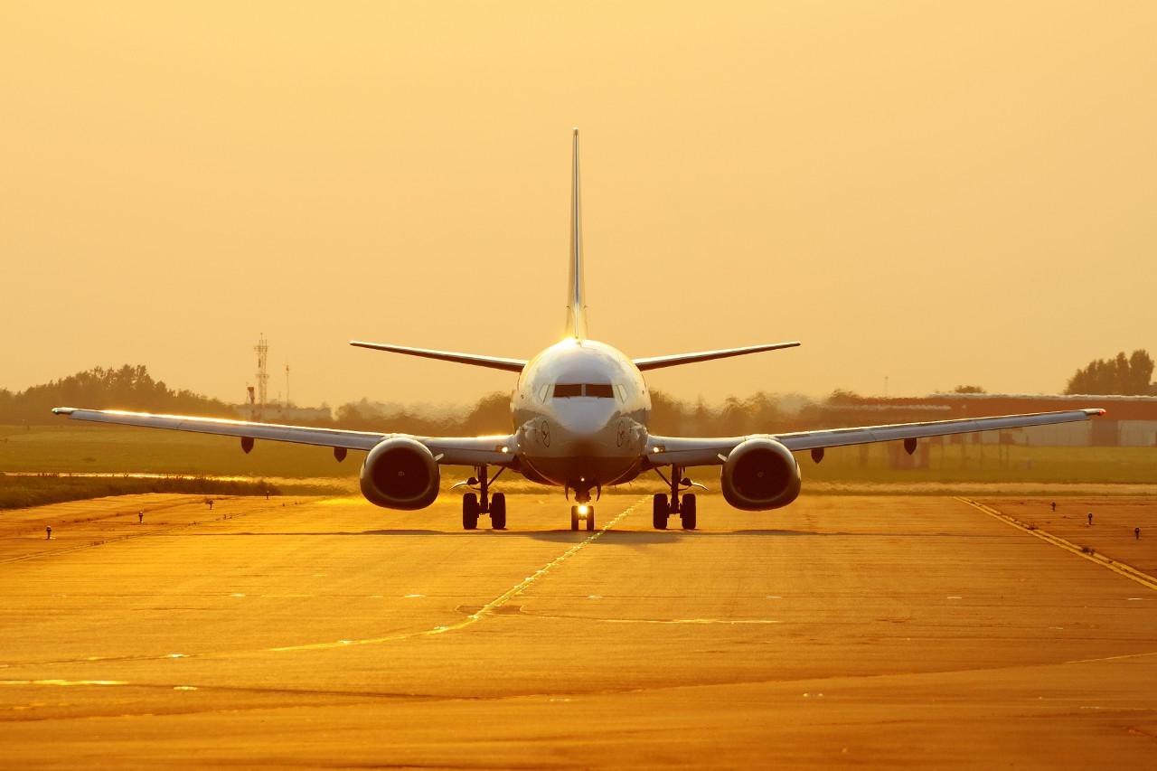 Боинг 737-500. В Казани разбился такой же.