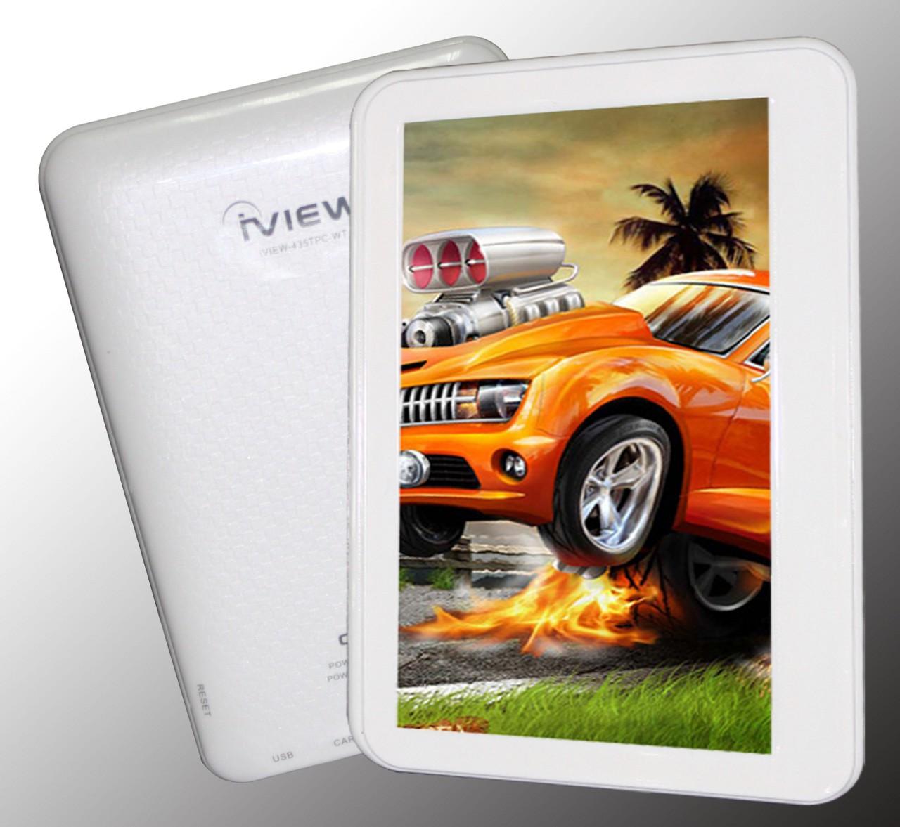 iView Cyberpad — типичный представитель бюджетной субпланшетки: диагональ экрана - меньше 5 дюймов, цена - ниже $50.