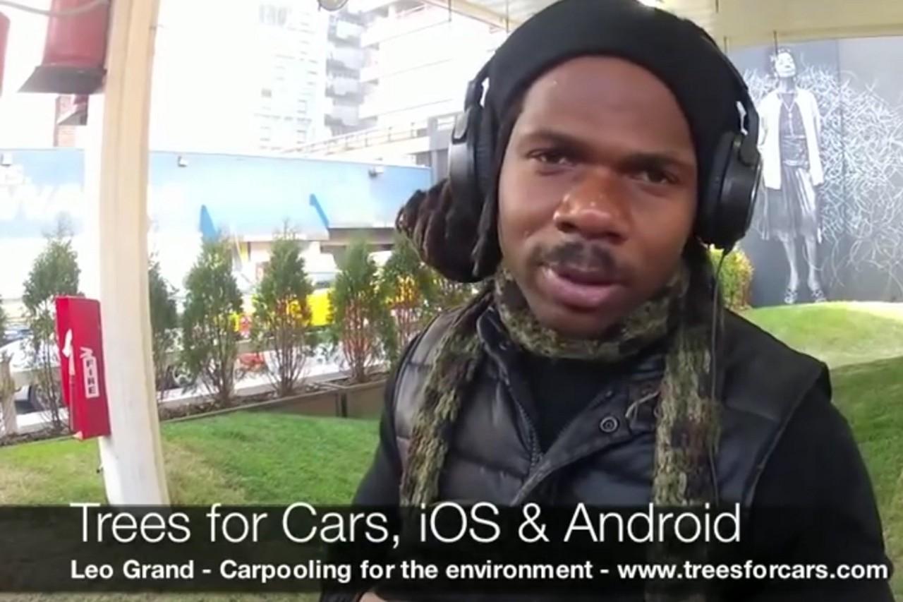 Помните Лео Гранда (он же Journeyman)? На днях он разродился своим первым приложением - Trees for Cars за 99 центов. Но ночует он по-прежнему на улице, в картонных коробах.