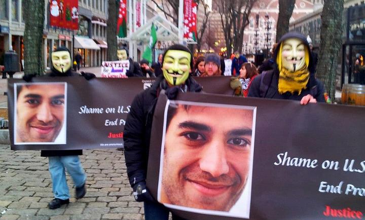 Anonymous объявляют 11 января днём памяти Аарона Шварца.