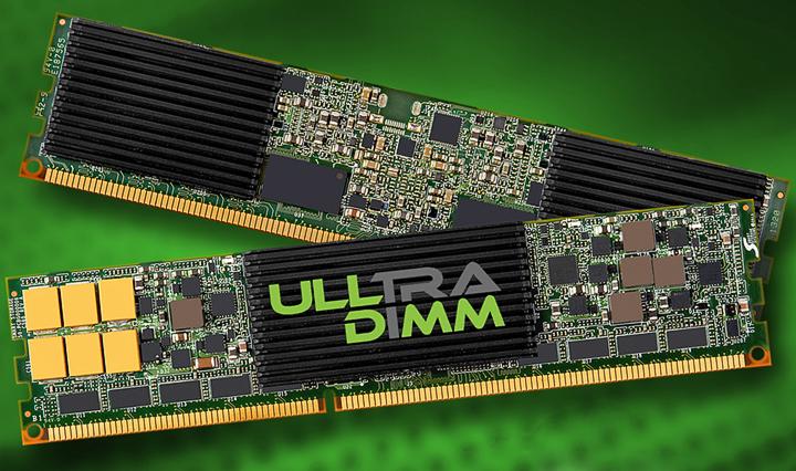 Первый в мире SSD с интерфейсом (R)DIMM (фото: sandisk.com)