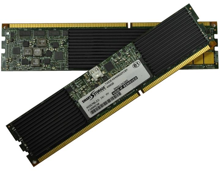 SanDisk UlltraDIMM SSD выпускается под названием eXFlash для серверов IBM (фото: ibm.com)