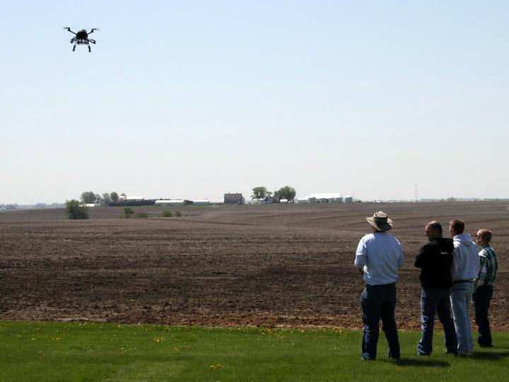 «Большие данные» преображают сельское хозяйство