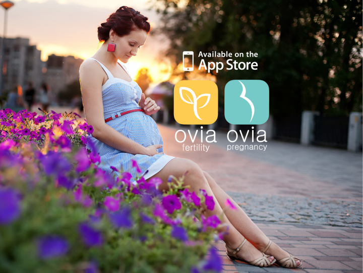 Приложения для планирования беременности компании Ovuline (фото: ovuline.com)