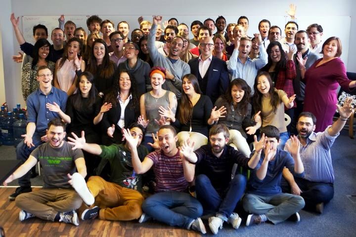 Команда Struq насчитывает более 50 человек (фото: struq.com)
