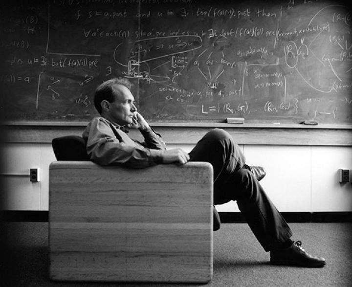 Тим Бернерс-Ли в MIT  (фото: firepic.org)