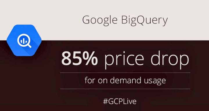 Google делает сервис BigQuery доступнее (изображение: google.com)