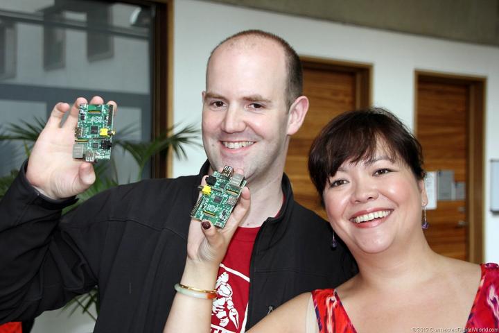 Raspberry Pi отметил двухлетний юбилей