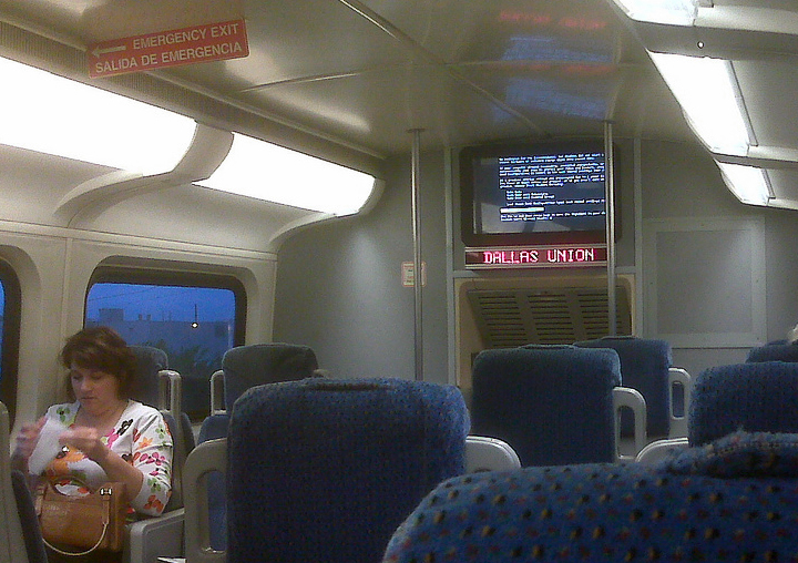 Windows XP: выберите способ загрузки поезда (фото: Erik Hanson / flickr.com).