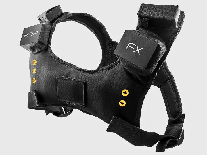 """KOR-FX 4DFX - даже в """"Матрице"""" можно дышать полной грудью (фото: famigami.com)."""