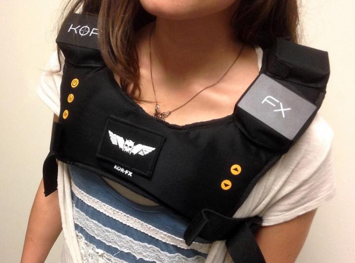 Серийная модель KOR-FX 4DFX отличается универсальностью (фото: gizmag.com).