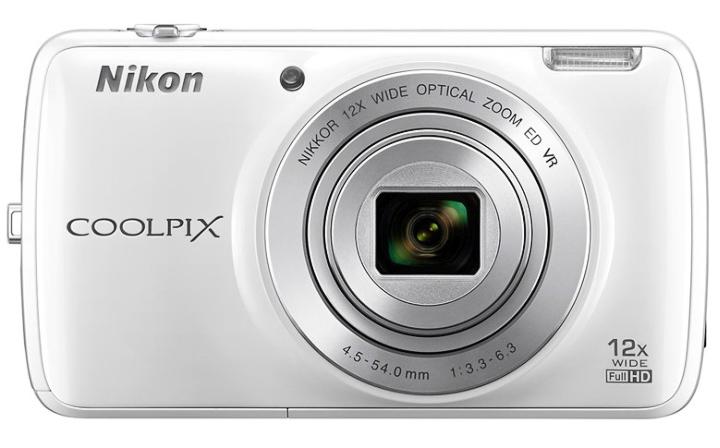 Nikon CP S810C (фото: dpreview.com).