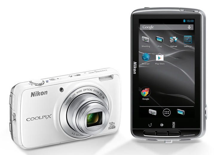 Nikon CoolPix S810C c ОС Android (фото: androidcentral.com).