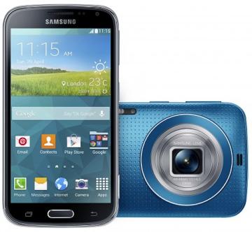 Смартфон Samsung Galaxy K Zoom (фото: gizmag.com).