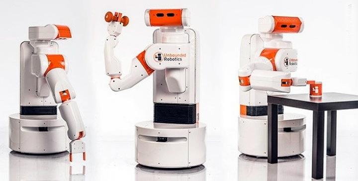 Модель UBR1 компании Unbounded Robotics (фото: topinearth.com).