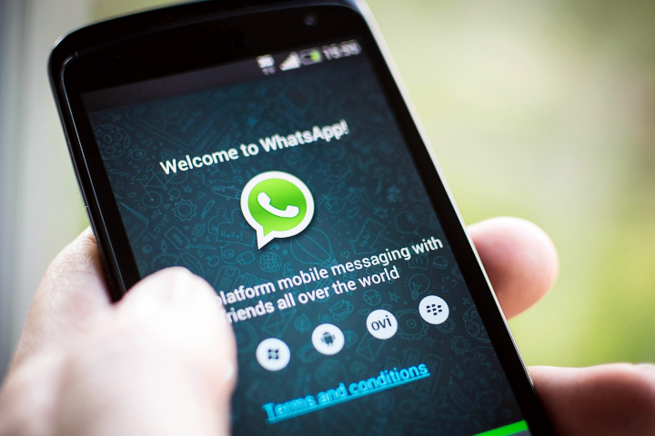 Кросс-платформенный мессенджер WhatsApp (фото: wired.co.uk).
