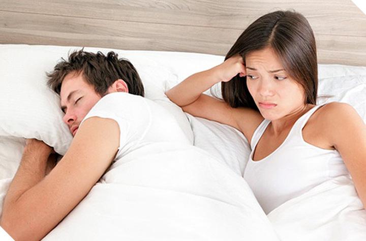 После секса ваш мозг уже никогда не будет прежним! (Фото Shutterstock.)
