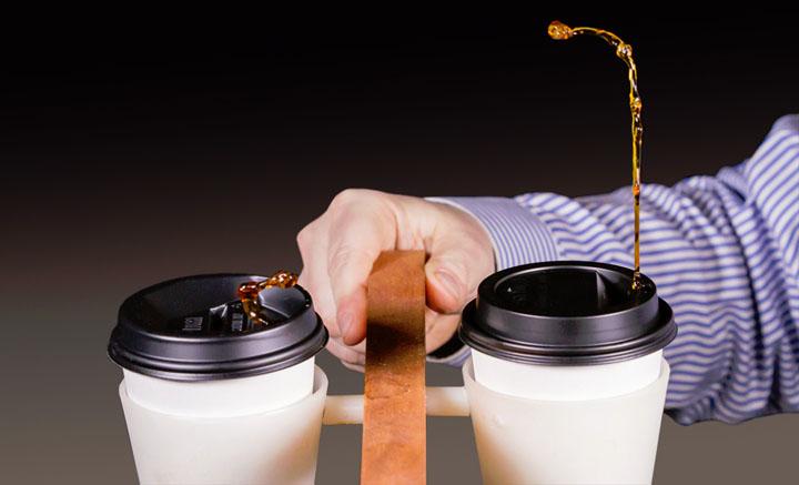 Повседневный дизайн: переизобретение крышки для стаканчиков с кофе