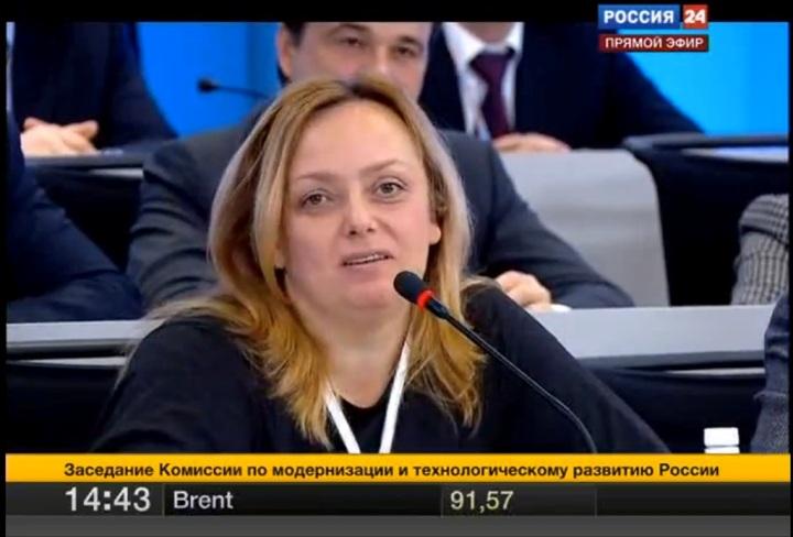 Ольга Ускова предупреждает о критической зависимости от зарубежных ERP-систем.