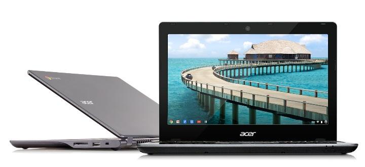 Предельно дешёвый Acer C720 лидирует в продажах Amazon!