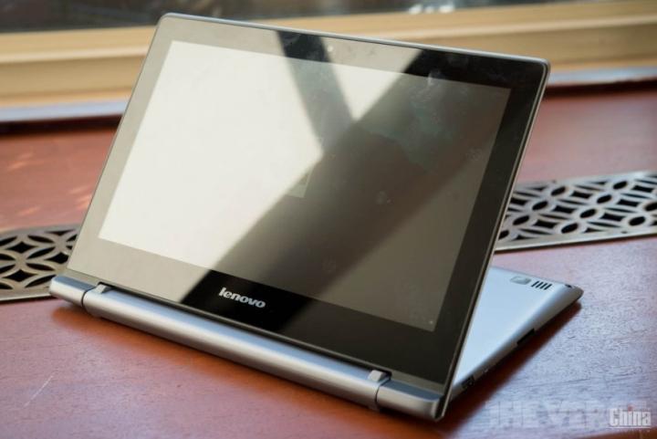 Хромбук-«оборотень» Lenovo N20p.