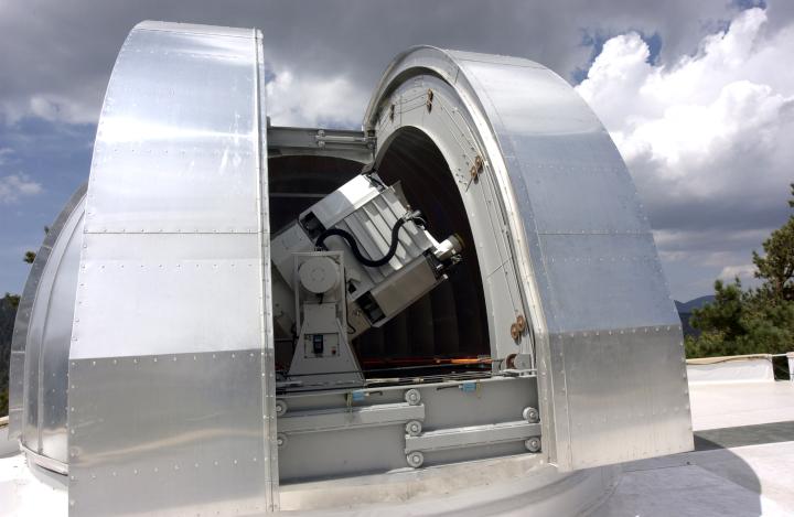 LLOT не используется при сильной облачности (фото: NASA/JPL).