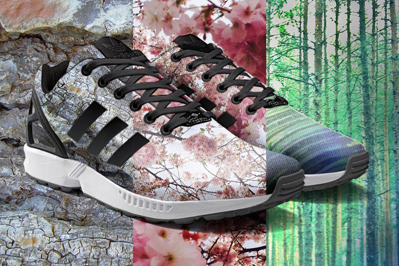 Мобильное приложение Adidas поможет заполучить кроссовки с фотографией себя любимого