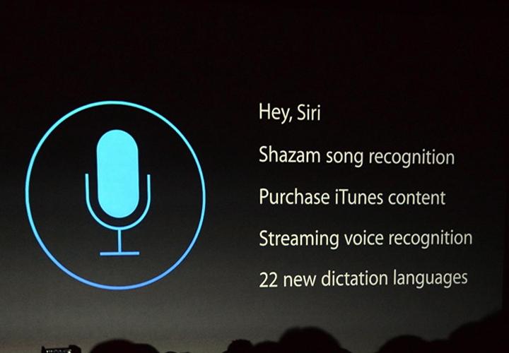Siri: новые функции голосового управления (фото: theverge.com).