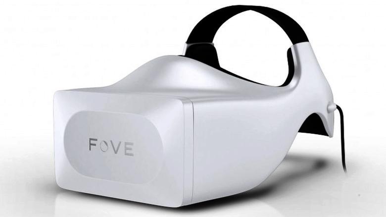 Fove - самый точный шлем VR (изображение: gizmag.com).