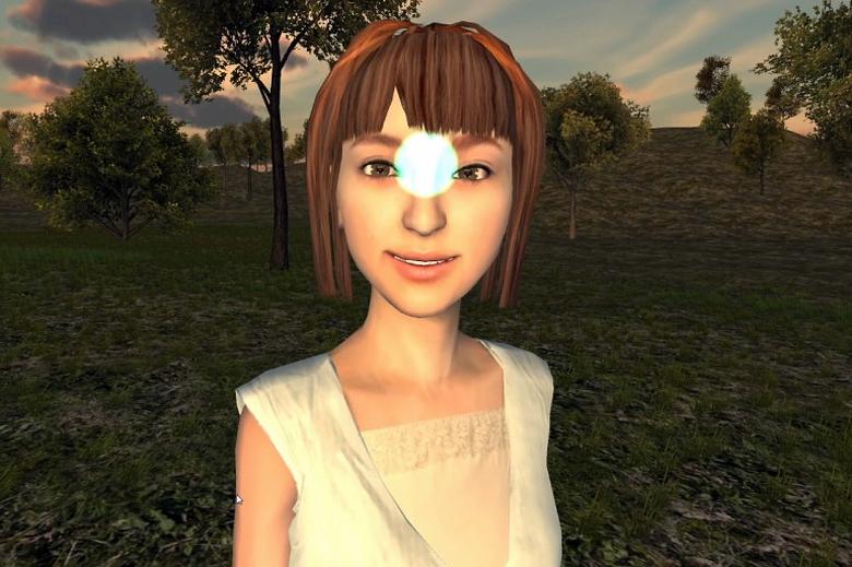 C Fove в интерактивном кино персонажи будут обращаться именно к вам (изображение: Darren Quick).