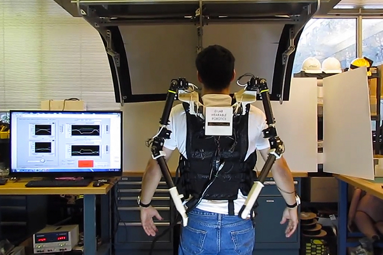 Роботизированные руки, созданные в MIT (фото: technabob.com).