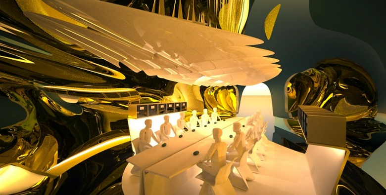 Проект Хосе Рамона Трамойереса для компании Reimagine Food (изображение: gizmag.com).
