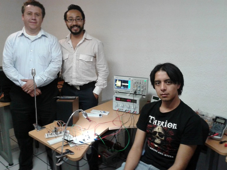 Команда разработчиков компании Sisoft (фото: si-soft.com.mx).