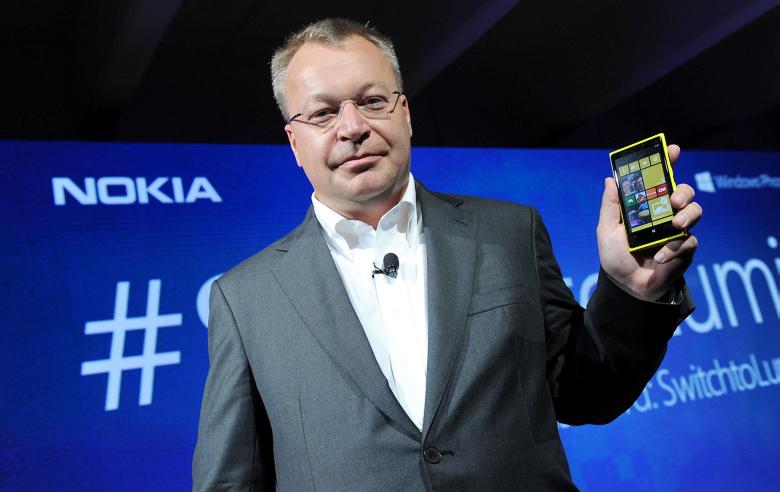 Бывший генеральный директор Nokia Стивен Элоп (фото: telecoms.com).