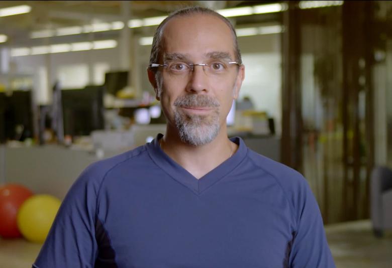 Астро Теллер - ведущий специалист Google по инновационным технологиям (фото: Google).