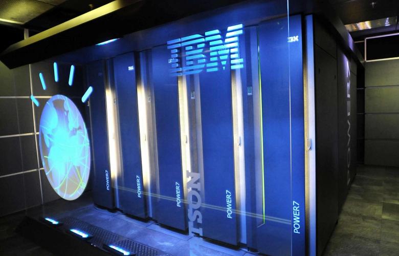 IBM Watson - один из самых узнаваемых суперкомпьютеров (фото: IBM).